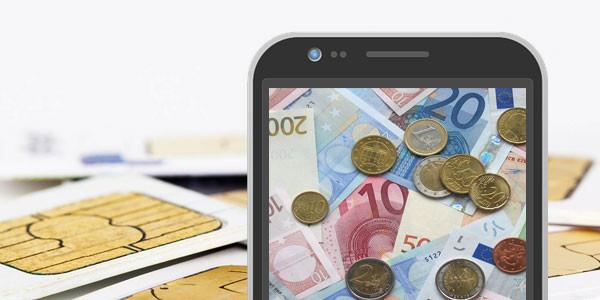 Sichere und Manuelle Aufladung Prepaid